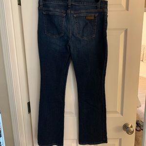 Joe's Jeans Bootcut Petite Honey Fit Jeans Size 30